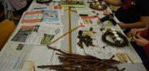 Tehniški dan – izdelava izdelkov za Dobrodelni bazar