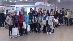 Predstavniki Unesco središča Slovenj Gradec